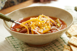 Chili soup photo 1