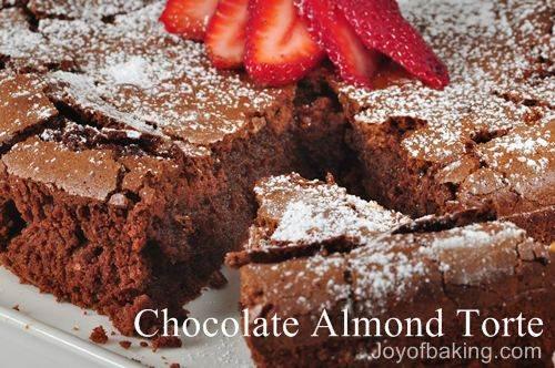 Chocolate torte photo 2