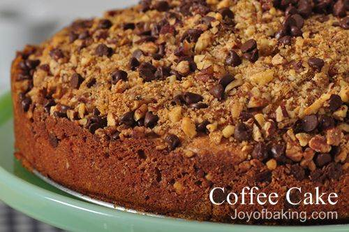 Coffee cake photo 1