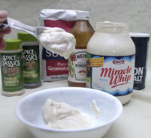 Cole slaw dressing photo 3