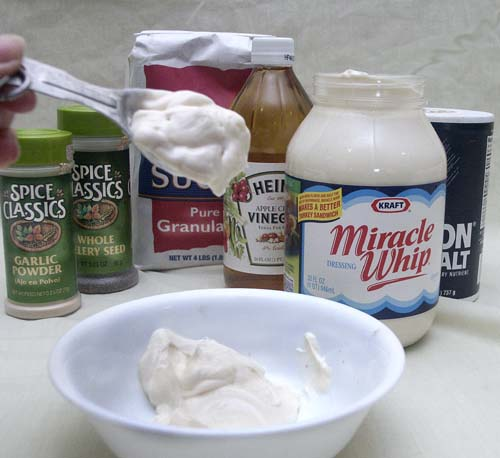 Cole slaw dressing photo 1