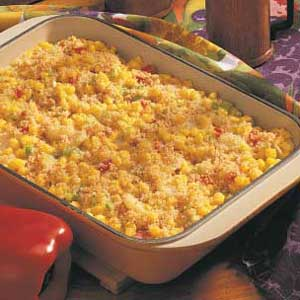Corn casserole photo 3
