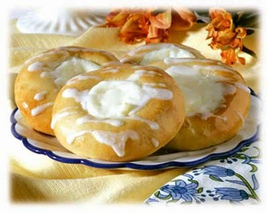 Cream cheese danish photo 2