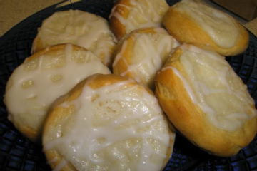 Cream cheese danish photo 1