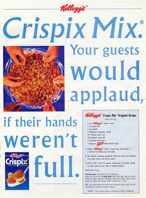 Crispix mix photo 2