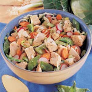 Crunchy chicken salad photo 2