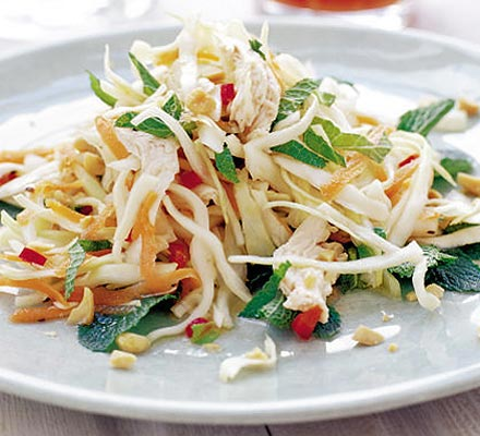Crunchy chicken salad photo 1