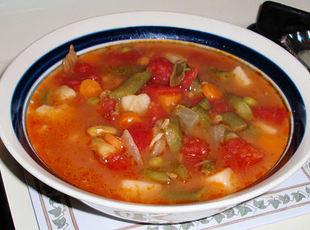 Dump soup photo 2