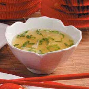 Egg drop soup photo 1