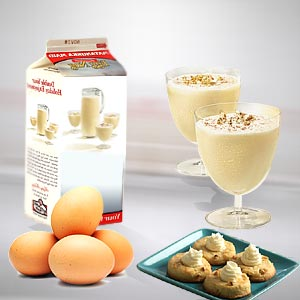 Egg nog photo 2