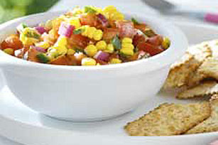 Fresh salsa photo 3