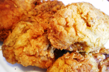 Fried chicken batter photo 2