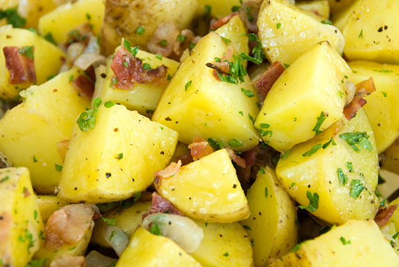 German potato salad photo 3