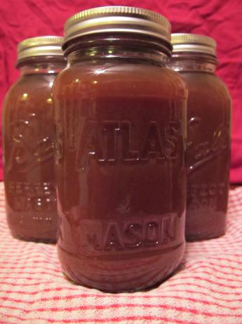 Grandma's apple butter photo 2
