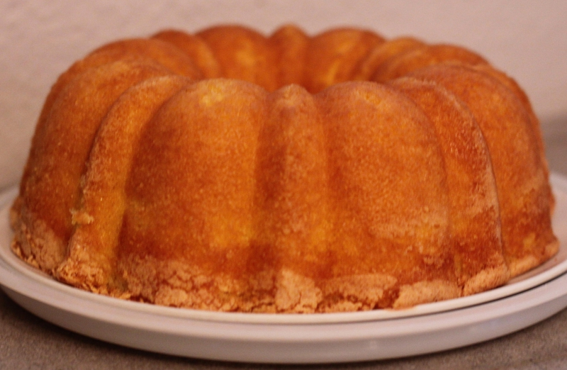 Granny's pound cake photo 1