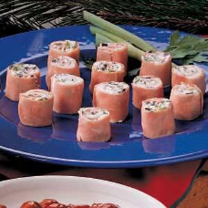 Ham rolls photo 1