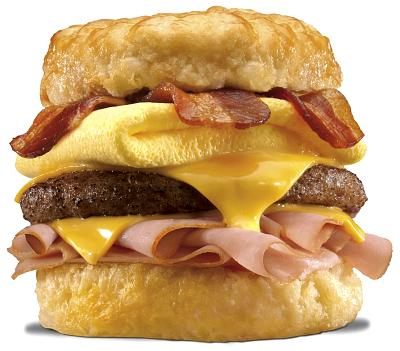 Hardee's biscuits photo 1