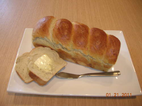 Homemade bread photo 1