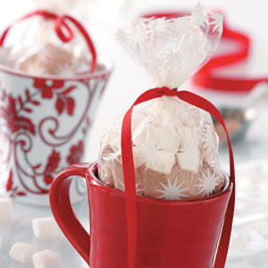 Hot chocolate mix photo 1