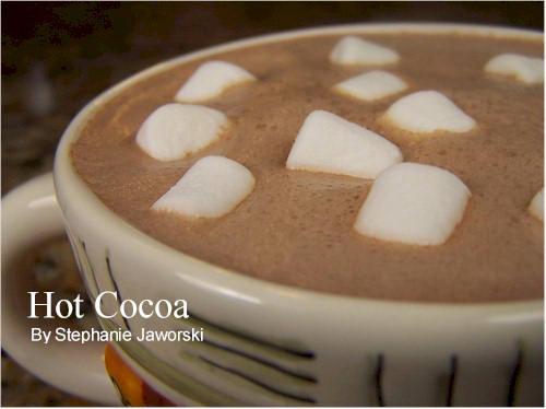 Hot cocoa photo 1
