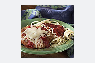 Italian pork chops mozzarella photo 1