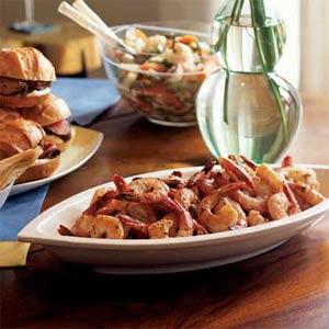 Marinated shrimp photo 2