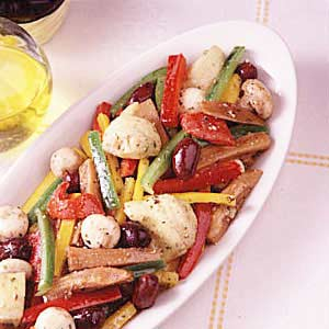 Marinated vegetables photo 2