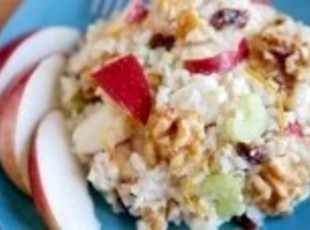 Mom's waldorf salad photo 2