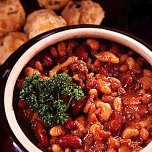 Old settler baked beans photo 1