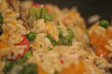 One dish chicken and rice bake photo 1