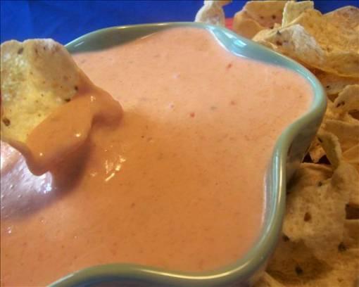 Pancho's cheese dip photo 2