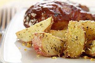 Parmesan potatoes photo 2