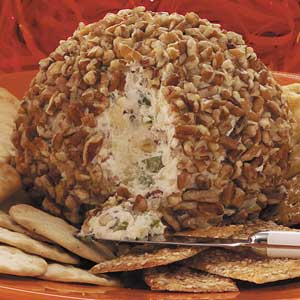 Pineapple cheese ball photo 2