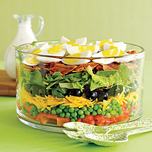 Seven layer salad photo 1