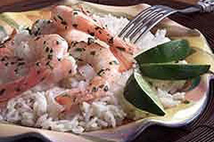Shrimp scampi photo 1