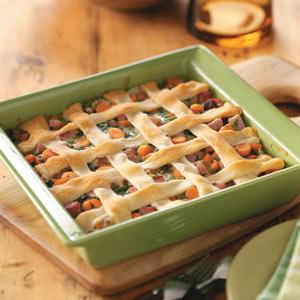 Spinach casserole photo 2