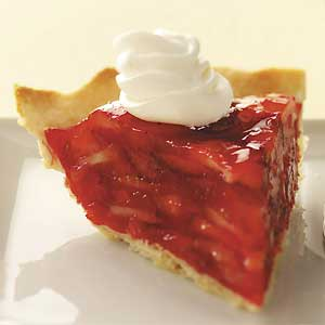 Strawberry pie photo 3