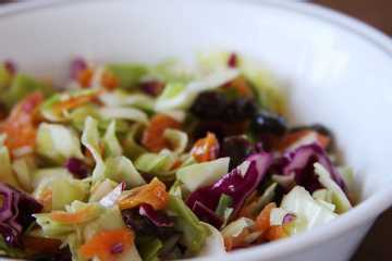 Sweet and sour slaw photo 2