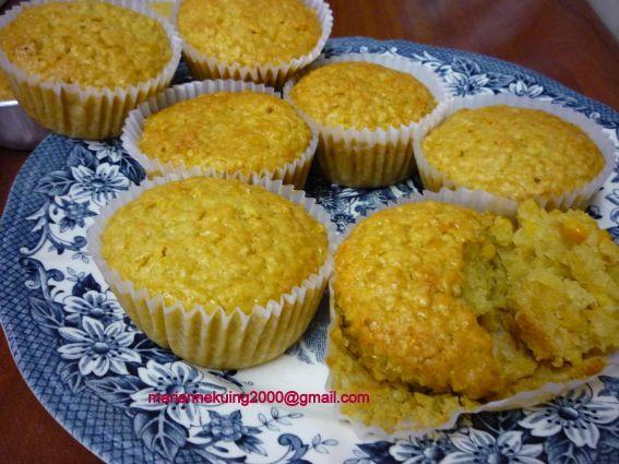 Sweet corn muffins photo 1