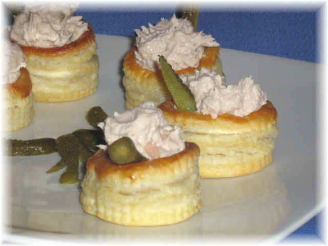 Tuna mousse photo 1