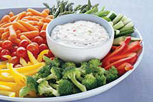 Vegetable dip photo 3