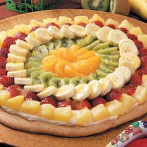 Vegetable pizza photo 2
