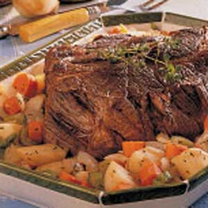 Yankee pot roast photo 1