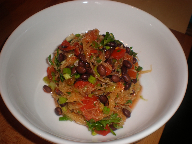 Savory spaghetti photo 3