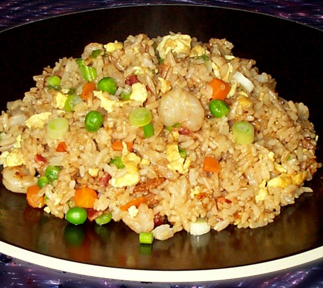 Shrimp fried rice photo 2