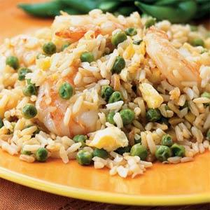 Shrimp fried rice photo 1