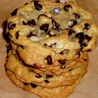 Big Batch Chocolate Chip Cookies