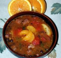 Bountiful Black Bean Soup