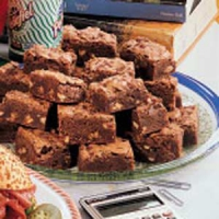 Candy Bar Brownies