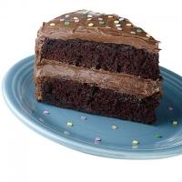 Chocolate Deluxe Zucchini Cake